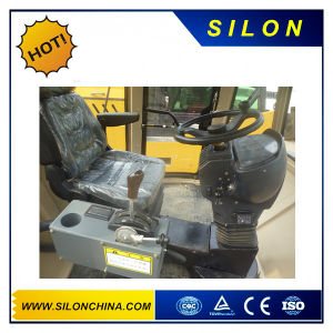 8ton Hydraulic Tire Combined Mini Vibratory Road Roller (LTC208PB) pictures & photos