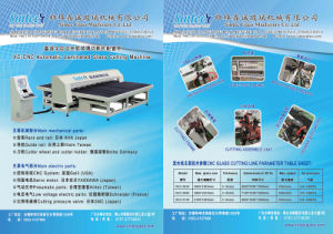 Automatic Laminated Glass Cutting Machine pictures & photos
