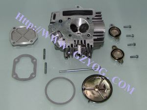 Yog Motorcycle Engine Parts Cylinder Head Kit Lifan 125 pictures & photos