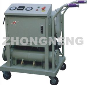 Supply Portable Waste Diesel Oil Filtering Machine pictures & photos