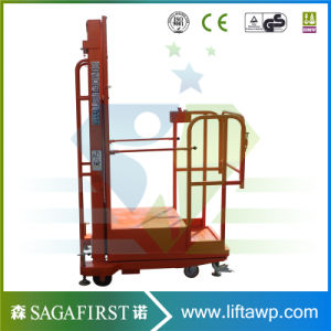 Aerial Lift Platform for Vertical Welding Order Picker pictures & photos
