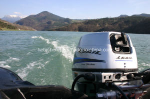 2.7m, 3m, 3.3m Inflatable Boat (With SAIL 8HP~15HP outboards) pictures & photos