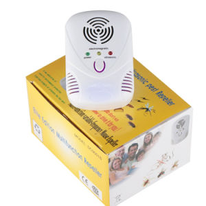 Ultrasonic Electronic Reject Insect Indoor Pest Bug Control Repeller Electronic Pest Repellent pictures & photos