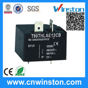 High Quality Mini PCB Power Automotive Electromagnetic Relay with CE pictures & photos