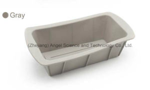 Hot Sale Square Silicone Loaf Pan Cake Mold Sc38 pictures & photos