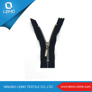 3# Metal Zipper for Men Shoes pictures & photos