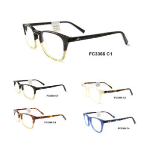 2015 Popular Italy Design Optical Eyeglasses (FC3366) pictures & photos
