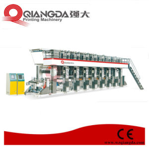 Many Colors Very-High-Speed Computer Gravure Printing Machine (QHSY800) pictures & photos