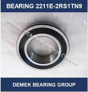 Double Row Self-Aligning Ball Bearing 2211 E-2RS1tn9 pictures & photos
