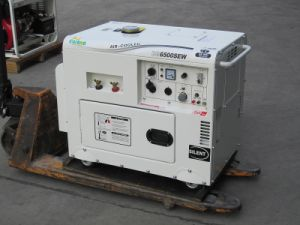 1.8kVA Air-Cooled Welding Diesel Generator pictures & photos