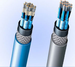 Marine Control Cable (PVC Insulation, Fire-resisting cable) pictures & photos