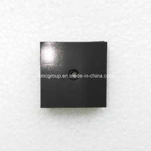 Block Rubber Magnet with Middle Hole pictures & photos