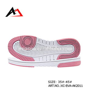 Semi Shoe Sole Top Quality for Running Shoes Making (XC-EVA-2011) pictures & photos