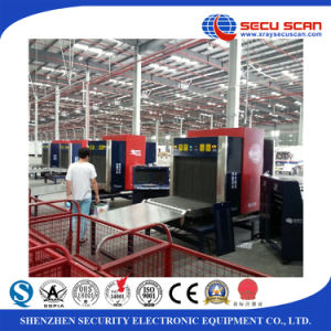 Bi-Direction Scanning X-ray Luggage Screening System for Border, Warehouse, Post Office pictures & photos