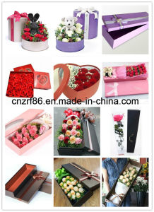 Cardboard Flower Packing Box for Flowers pictures & photos