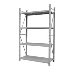 Corrosion Protected Steel Shelves Heavy Duty Cold Rolled Longspan Shelf Systems pictures & photos