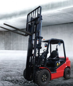 J Series Forklift, JAC Brand New Diesel Forklift pictures & photos