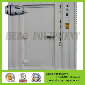 Special Generator Equipment Containers with Door pictures & photos