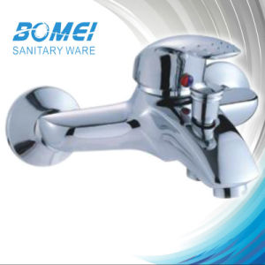 Beautiful Economic Single Handleceramic Cartridge Bath Mixer pictures & photos