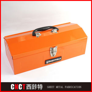 China OEM Sheet Metal Tool Storage Box pictures & photos