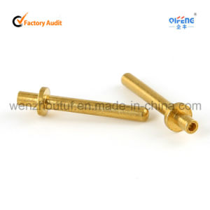 Electrical Plug Brass Pin pictures & photos