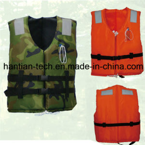 Seaman Lifesaving Foam Life Jacket Workwear Meet Solas Standard (NGY-021) pictures & photos