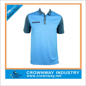 Wholesale Custom Men Golf Wear Polo T Shirt pictures & photos