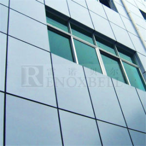 Aluminum Facade Composite Panel for Office Outside Wall pictures & photos