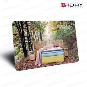 Monza 6 RFID Printable PVC Plastic Member Card pictures & photos