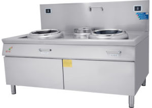 Heavy Duty Commercial Stir Induction Cook Range