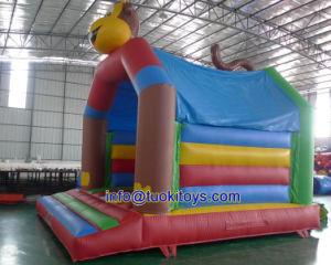 Less Maintenance Inflatable Bouncies Home for Children Park (A077) pictures & photos