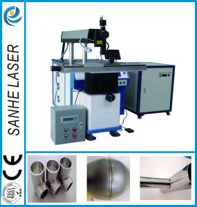 Four-Shaft Linkage Automatic Laser Welding Machine for Pipe Joints pictures & photos