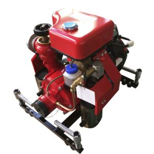 Bj-20A-2 High Pressure Fire Fighting Pump with Honda Engine pictures & photos