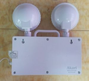 2 X 3W Lead-Acid Battery LED Fire Emergency Lights for Homes pictures & photos