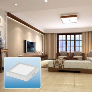 High Quality 12W Square LED Panel Light with Ce RoHS pictures & photos