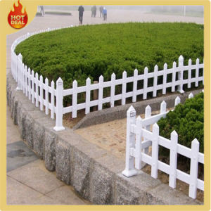 Small PVC Plastic Garden Fence For Sale
