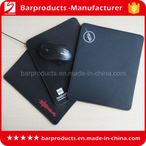 High Quality Overlock Polyester Fabrics Rubber Mouse Pad