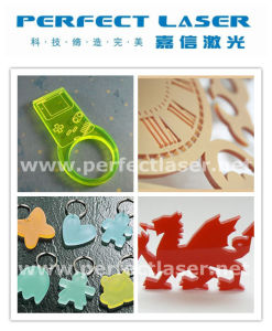Acrylic CO2 Laser Cutter Desktop Glass Plastic Laser Engraving Machine pictures & photos