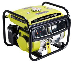 2000W/5.5HP Single Phase Power Generator with Ce Certificate/2700 pictures & photos
