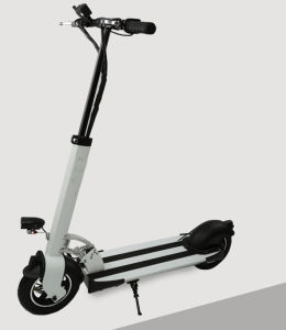 Aluminum Electric Folding Bike with 400W Motor pictures & photos