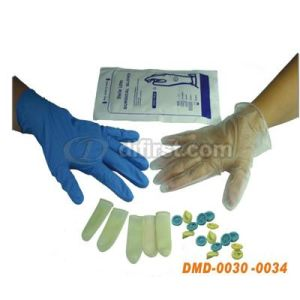 Disposable Sterilised Medical Gloves for Surgery pictures & photos