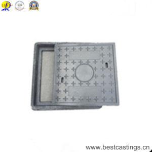 En124 D400 Composite Polymer Manhole Cover pictures & photos