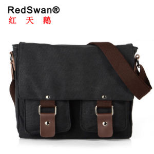Redswan Boy and Girl Canvas Shoulder Bag (RS-2101) pictures & photos