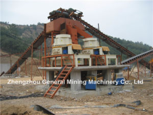 Recycling Stone Crusher Belt Conveyor System for Sale pictures & photos
