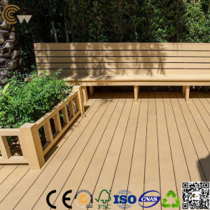 China Wood Plastic Compoiste WPC Decking pictures & photos