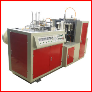 Best Sale Automatic Hot Drink Paper Cup Forming Machine 40-55cps/Min pictures & photos