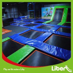 Professional Manufacturer Large Indoor Kids Trampoline Park pictures & photos