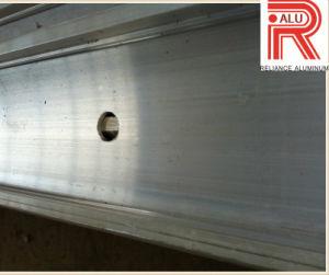 Machining Aluminum Extrusion Profile, Aluminium pictures & photos
