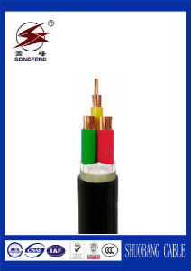 PVC Sheath PVC Insulation Power Cable