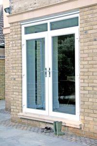 New Composite UPVC Plastic PVC Swing Door pictures & photos